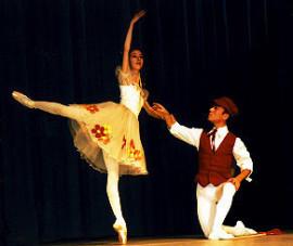 Ballettschule in München