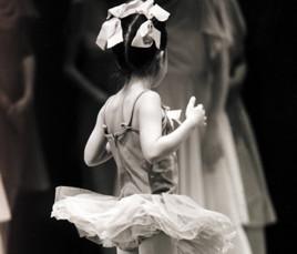 Kinderbalett in der Ballettakademie Roleff-King
