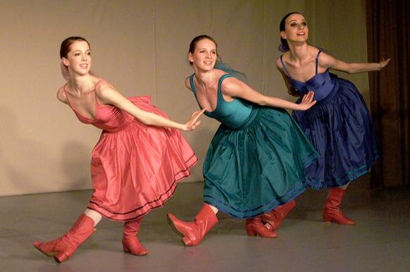 Tänzerinnen, Ballettschule, Ballettakademie, München