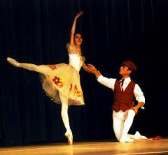 Balletschule Roleff München, Ballettakademie