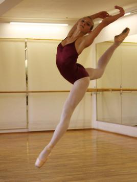 Martina Sprung, Ballettschule, Ballettakademie, München